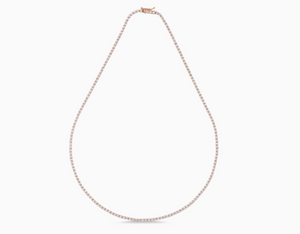 5.25ct Tennis Necklace - Millo Jewelry