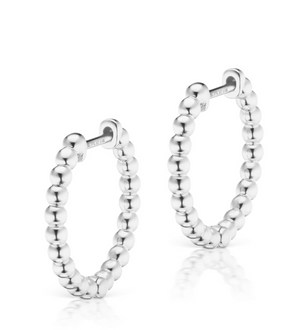Voltaire Hoops 13mm - Millo Jewelry