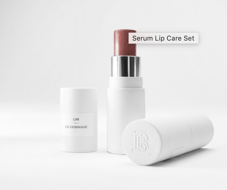 Serum Lip Care Set
