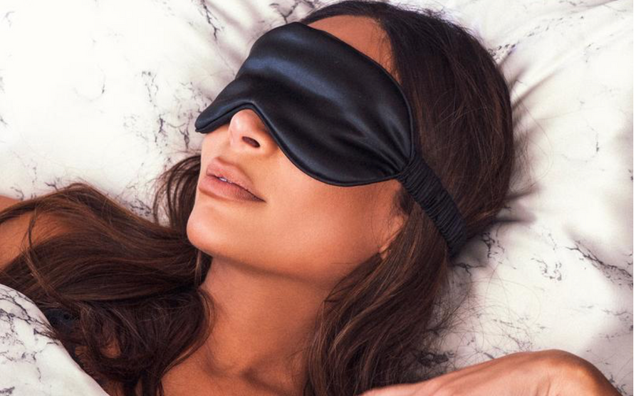 Pure Silk Sleep Mask - Millo Jewelry