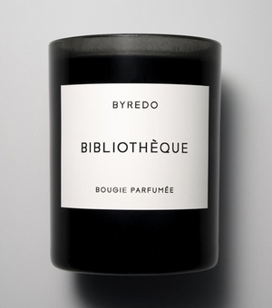 Bibliothèque candle - Millo Jewelry