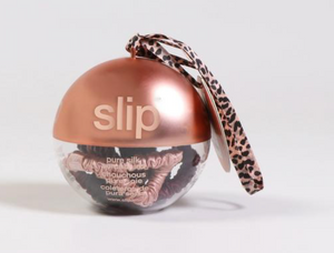 Slip Holiday Bauble Skinnie Scrunchies