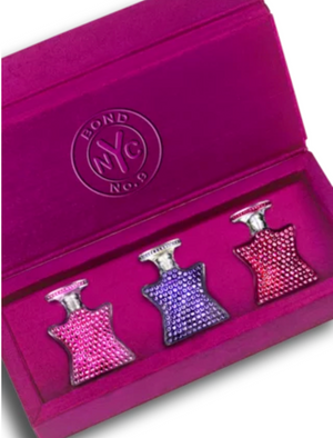 THE MINI SWAROVSKI TRIFECTA - Millo Jewelry