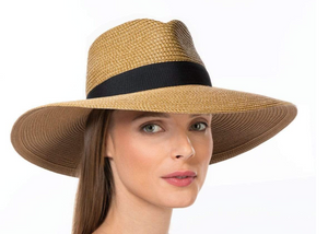 Daphne Fedora Hat - Millo Jewelry