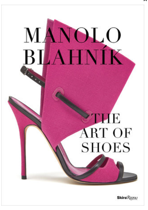 Manolo Blahnik: The Art of Shoes - Millo Jewelry