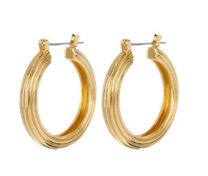 The Cher Hoops - Millo Jewelry