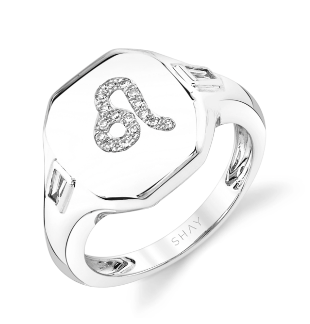 Zodiac Pinky Ring - Millo Jewelry