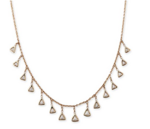 15 Trillion Diamond Shaker Necklace
