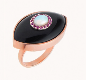 Iris Ring - Millo Jewelry