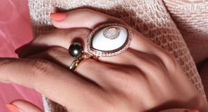 Eyecon Ring - Millo Jewelry