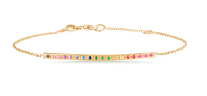 Rainbow Superfine Bracelet