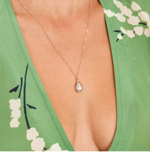Pearl Cage Necklace - Millo Jewelry