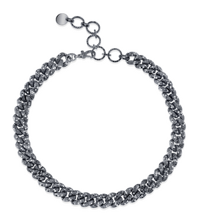 Black Diamond Twinkle Choker
