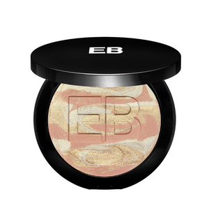 Marbleized Rose Gold Highlighting Powder - Millo Jewelry