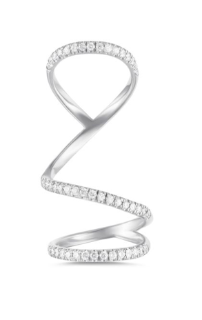 Arabesque Ring