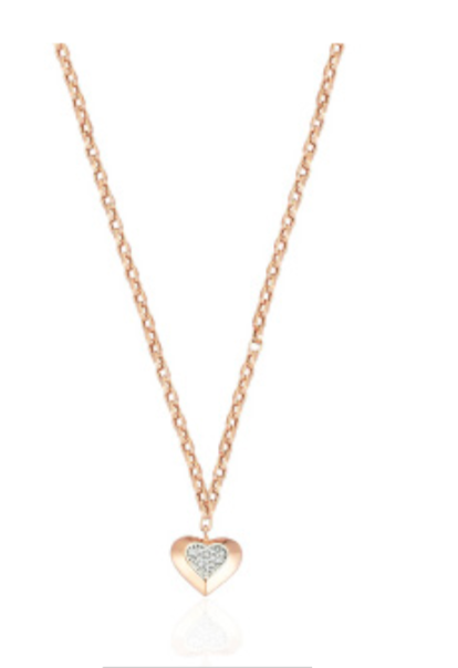 Heartburst Necklace