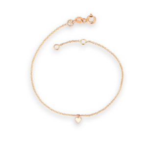Love Mini Heart Bracelet