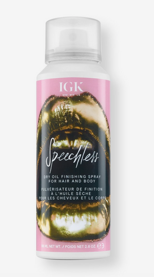 Speechless - Dry Oil Finishing Spray For Hair and Body
