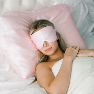 Silk Pillowcase- Blush