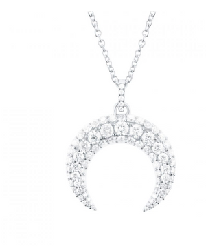 Crescent Necklace - Millo Jewelry