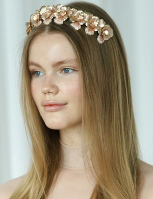 Orchid Flower Crown M