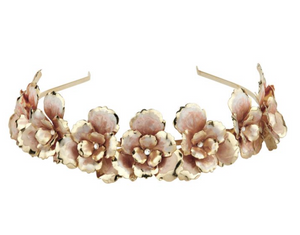 Orchid Flower Crown M - Millo Jewelry