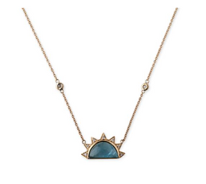 APATITE SUNRISE NECKLACE