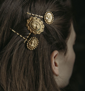 Denari Bobby Pins - Millo Jewelry
