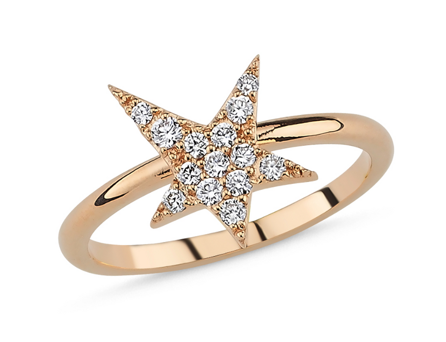 Diamond RockStar Ring