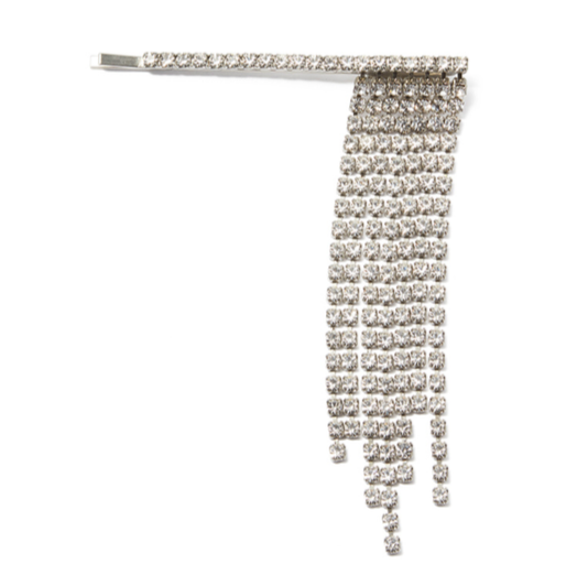 Fringe Crystal Bobbi Pin - Millo Jewelry