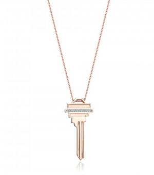 Retro Key Necklace