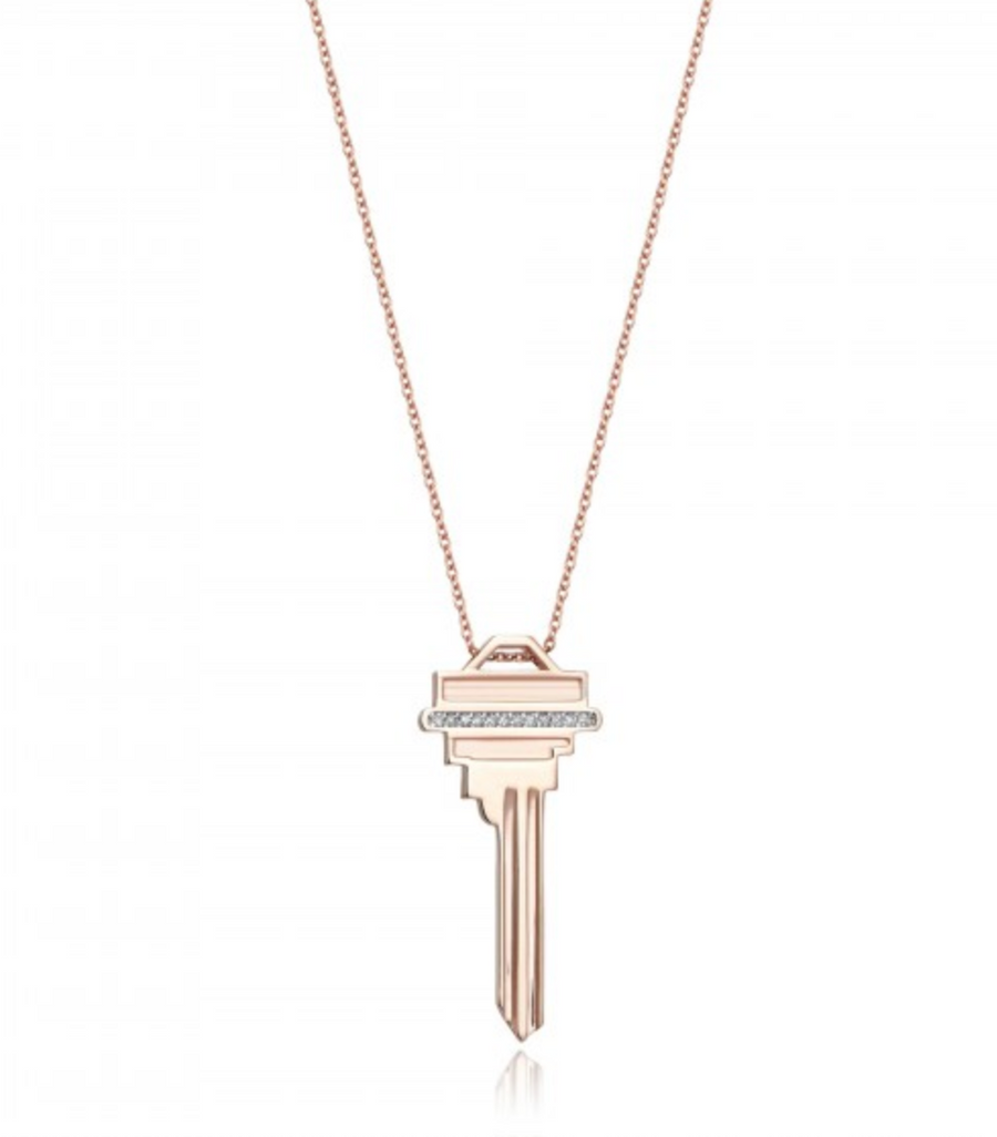 Retro Key Necklace - Millo Jewelry