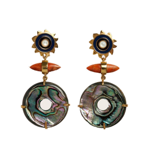 Saint Florent Earrings - Millo Jewelry