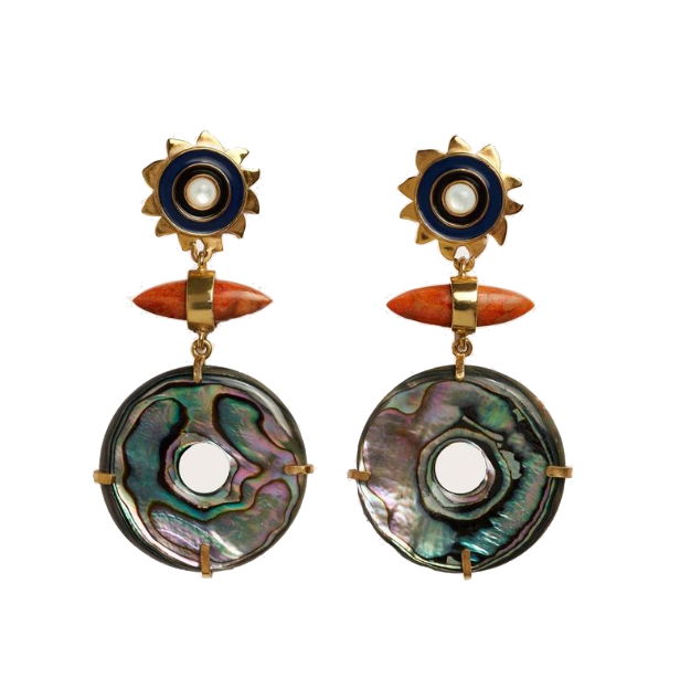 Saint Florent Earrings