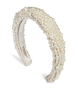 Bailey Headband Pearl - Millo Jewelry