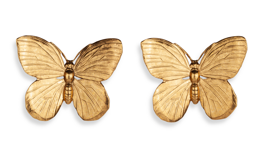 Pippa Earring Gold - Millo Jewelry