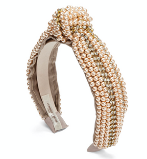 Sirene Headband Pearl - Millo Jewelry