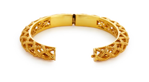 Loire Hinge Bangle