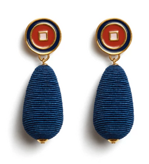 Breton Strip Earrings