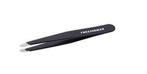 Stainless Steel Slant Tweezer