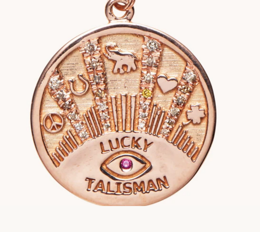 Talisman Coin On Chain - Millo Jewelry