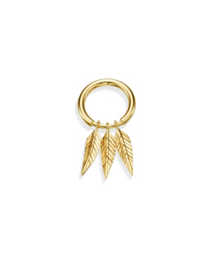 Feather Ring - Millo Jewelry
