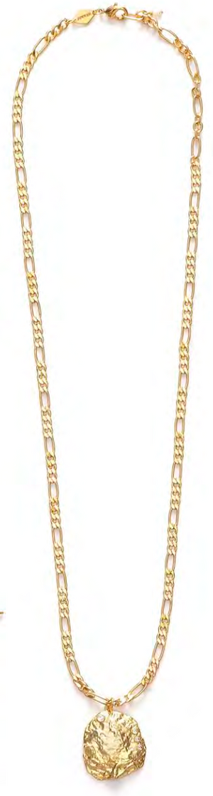 The Shella Necklace - Gold - Millo Jewelry