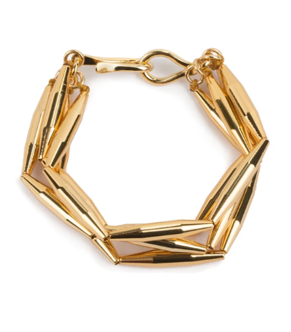 MAIA MULTI CHAIN BRACELET IN GOLD