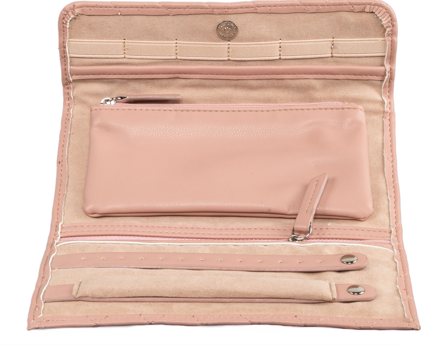 Leo Jewelry Travel Clutch
