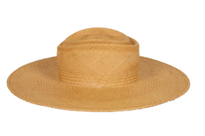 Palm Straw Hat - Millo Jewelry