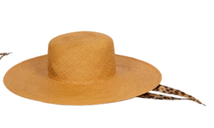 Rodeo Cafe Straw Hat
