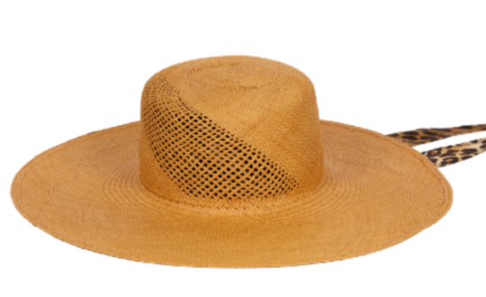 Rodeo Cafe Straw Hat - Millo Jewelry