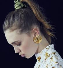 BRISSA STUD EARRING - Millo Jewelry