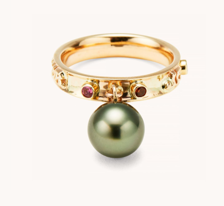 "Marlo Laz ""Dancing Pearl Band"" - Millo Jewelry"